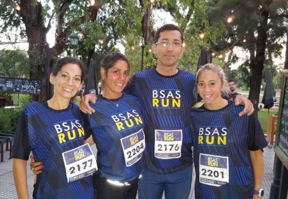 We Run BUE 15 K