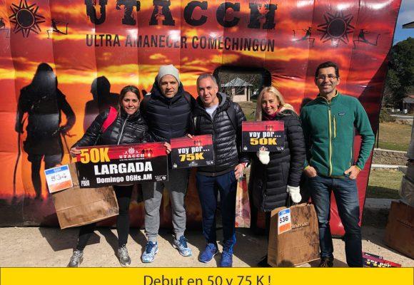 UTACCH 50 y 75 K de montaña