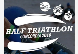 Triatlón Half IM 1900 Ms Swim + 90 K Bike + 21 K Run
