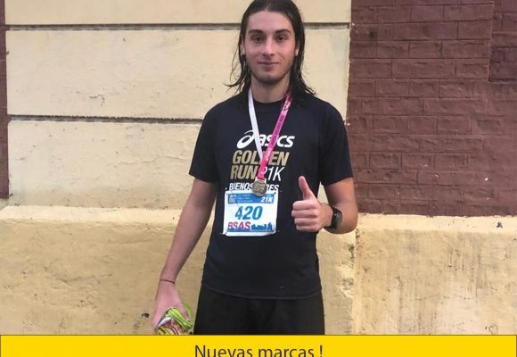 ASICS Golden Run 21 Kms