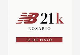 Half maraton series New Balance rosario 21 K