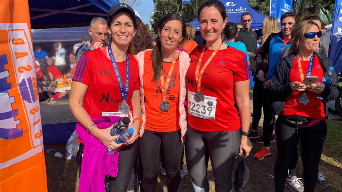 Half Maratón Buenos Aires 21 K